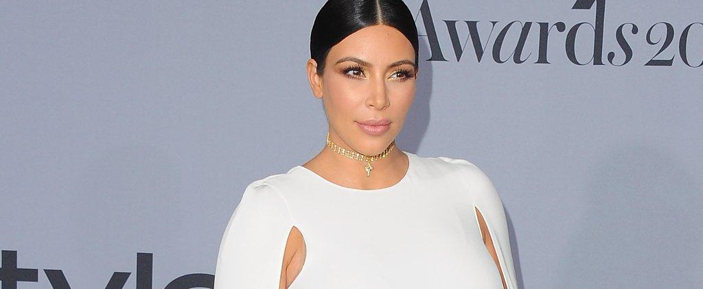 Kim Kardashian's Second Child Has Arrived!