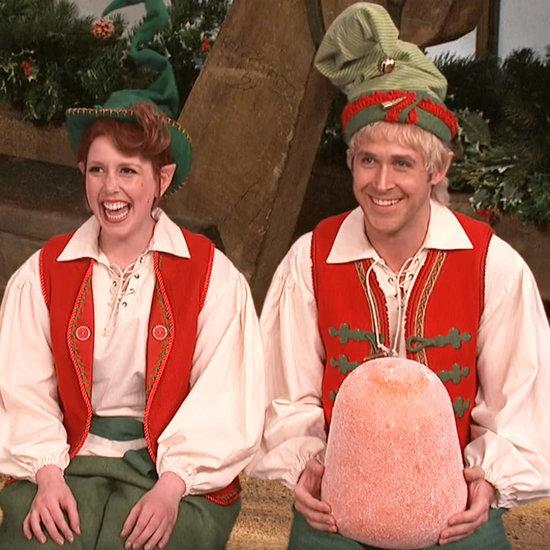 Ryan Gosling's Christmas SNL Skits