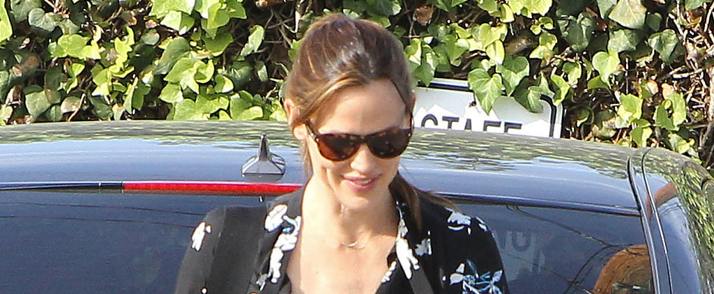 Jennifer Garner's Smiley LA Outing Is as Sweet as a Sunday Morning