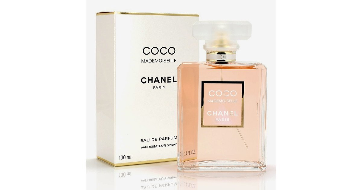 chanel coco mademoiselle eau de parfum spray 100ml 234. Black Bedroom Furniture Sets. Home Design Ideas