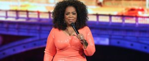 The Inspiring Reason Oprah's Louboutins Just Sold For $16,000