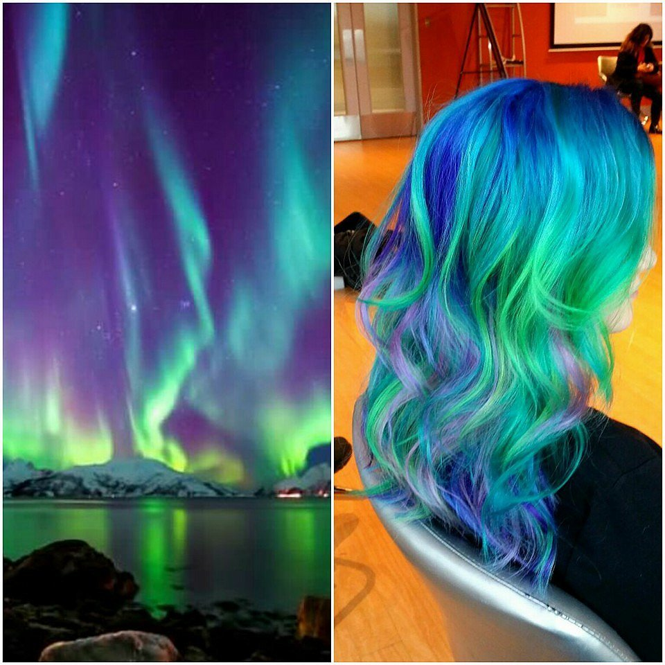 Galaxy Hair Ideas That Can Make You Believe In Miracles forecast