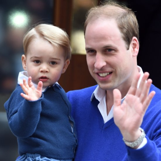 Prince William Talks About the Royals' Christmas Plans 2015