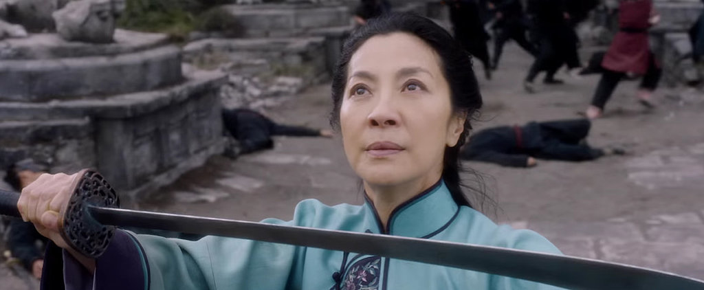 Netflix's Crouching Tiger, Hidden Dragon Sequel Looks Just as Mind-Blowing as the Original