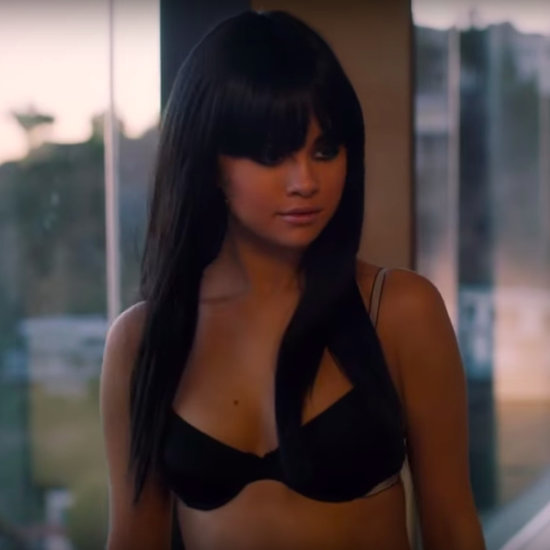 "Selena Gomez ""Hands to Myself"" Music Video Lingerie"