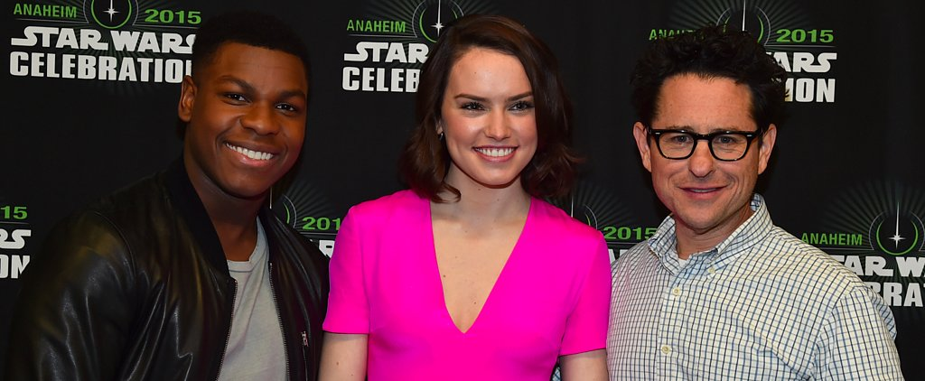 J.J. Abrams on the Easter Egg Moment Star Wars Fans Should Look For in The Force Awakens