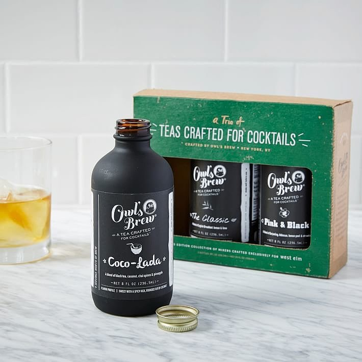 Owl's Brew Tea Cocktail Mixers