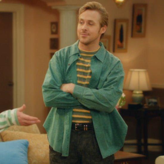 Ryan Gosling's Family Matters Skit on SNL