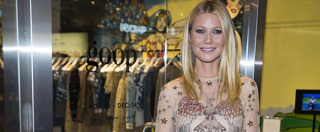 This Is What Could Have Been Stolen From Gwyneth Paltrow's NYC Goop Store
