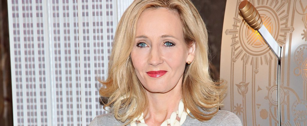 J.K. Rowling Just Burned Donald Trump So Bad on Twitter