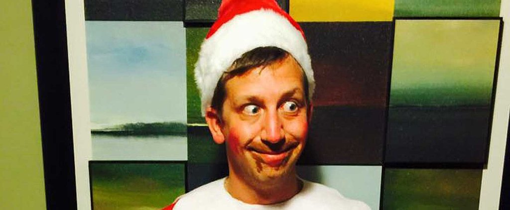 This Dad's Silly Elf on the Shelf Shoot Might Make You Slightly Uncomfortable