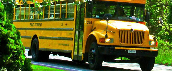 This Bus Driver Didn't Even Notice He'd Been Dragging a Little Girl For Nearly a Mile