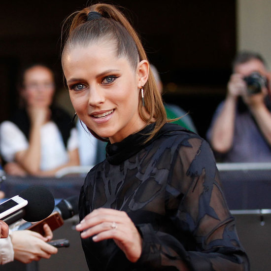 Celebrities on the Red Carpet at December 2015 AACTA Awards