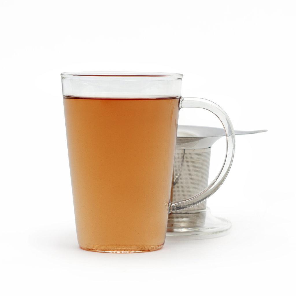 David's Tea Glass Perfect Mug