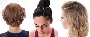 Is Gold-Leaf Hair Worth It? We Put the Trend to the Test