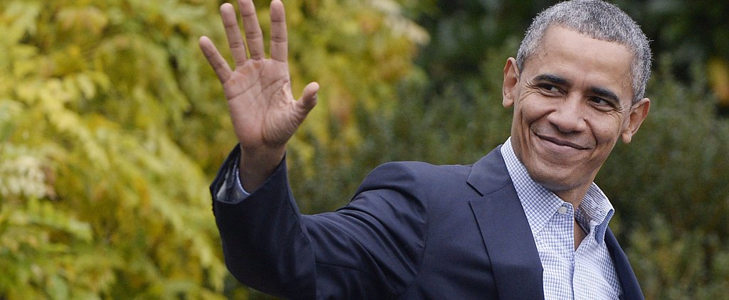 President Obama's Favorite Song of 2015 Will Make You Want to Kick It With Him