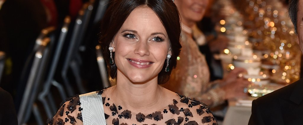 Princess Sofia Dresses Up Her Baby Bump in a Stunning Gown With Unexpected Detail