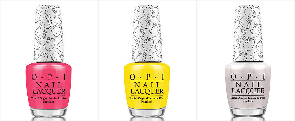 So Kawaii! OPI Is Launching a Hello Kitty Collection