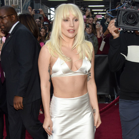 Lady Gaga's Dress at Billboard Women in Music 2015