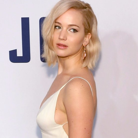 Jennifer Lawrence at the Joy Premiere NYC Pictures
