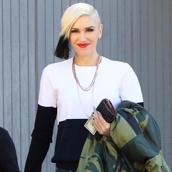 Gwen Stefani Out in LA December 2015 | Pictures