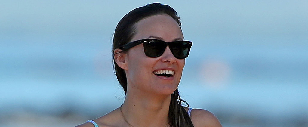 Olivia Wilde Has the Most Adorable Beach Day With Her Family in Hawaii