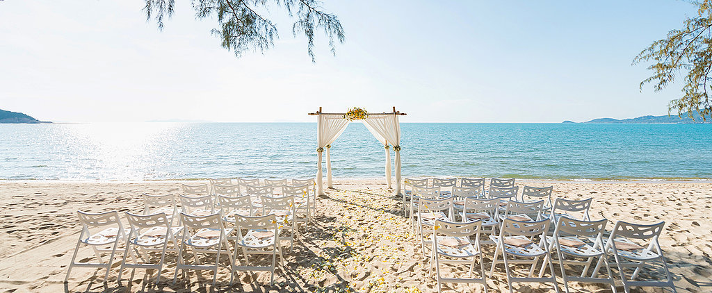 What Is the Etiquette For an Outdoor Wedding?