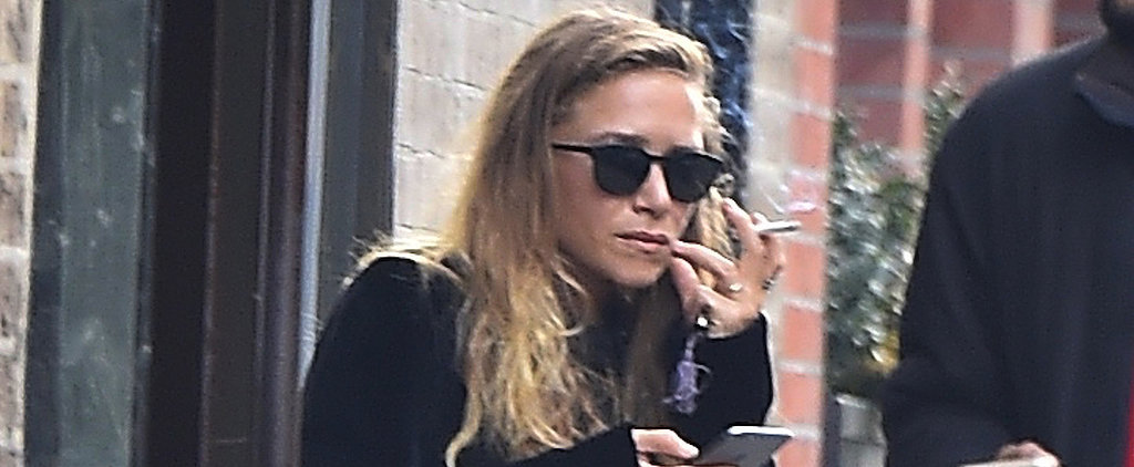 Get Another Look at Mary-Kate Olsen's Gold Wedding Ring