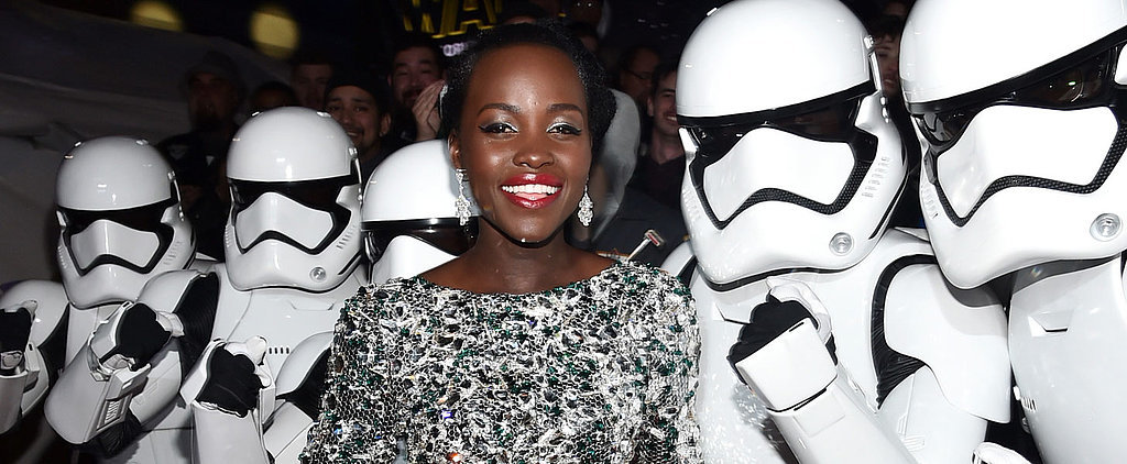 Lupita Nyong'o's Star Wars Look May Just Make Her the Galaxy's Best Dressed