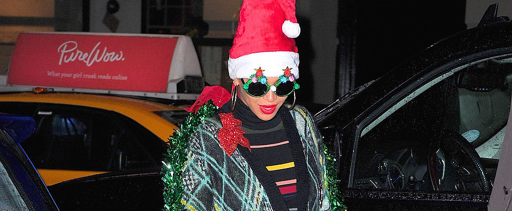 I'mma Let You Finish, but Beyoncé Had the Ugliest Christmas Sweater of All Time