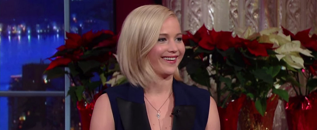 "Jennifer Lawrence on Her Work Ethic: ""I Get, Like, Lindsay Lohan-Grade Exhaustion"""