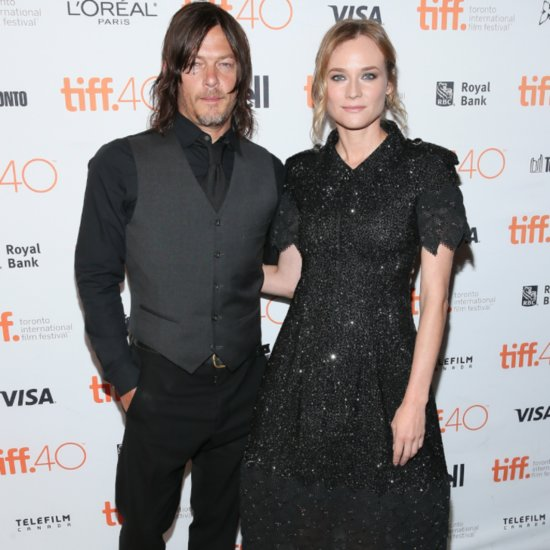 Did Diane Kruger and Norman Reedus Make Out at a Bar?