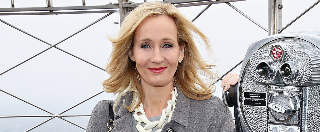J.K. Rowling Quotes That Will Speak to Every Muggle's Soul