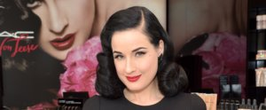 Dita Von Teese's Advice on How to Land on Your One-of-a-Kind Look
