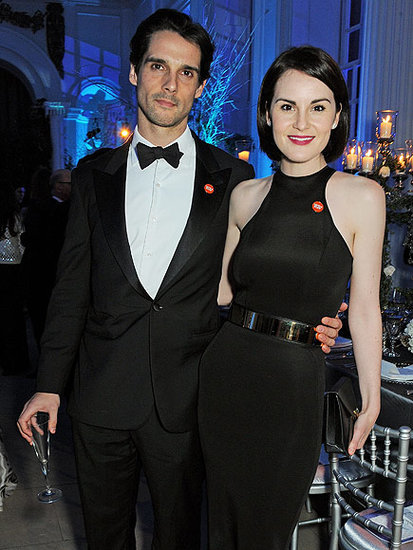 Michelle Dockery's Moving Tribute to Fiancé at His Funeral: 'He Was My Friend, My King, My Hero, My Everything'