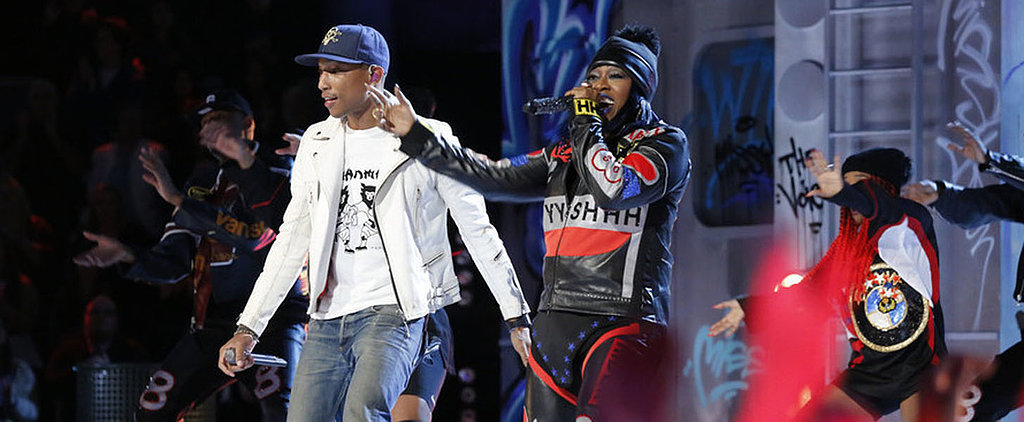 """Missy Elliott's Performance on The Voice Will Make You Say """"WTF"""""""