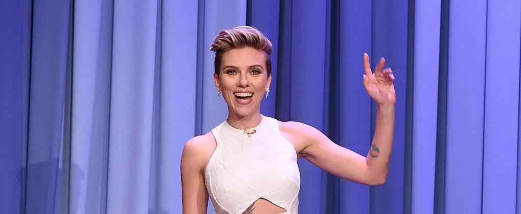 Scarlett Johansson Nabs a Killer Role in a New Comedy