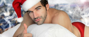 Sexy Santas Meet Hilarious Christmas Pickup Lines