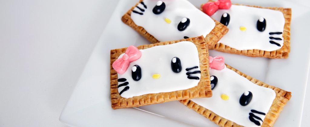 Breakfast Never Looked Cuter With Hello Kitty Pop-Tarts