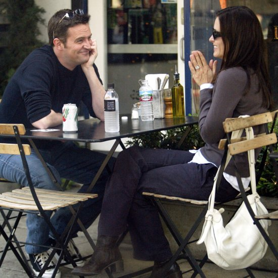 Courteney Cox and Matthew Perry Dating Rumours 2015