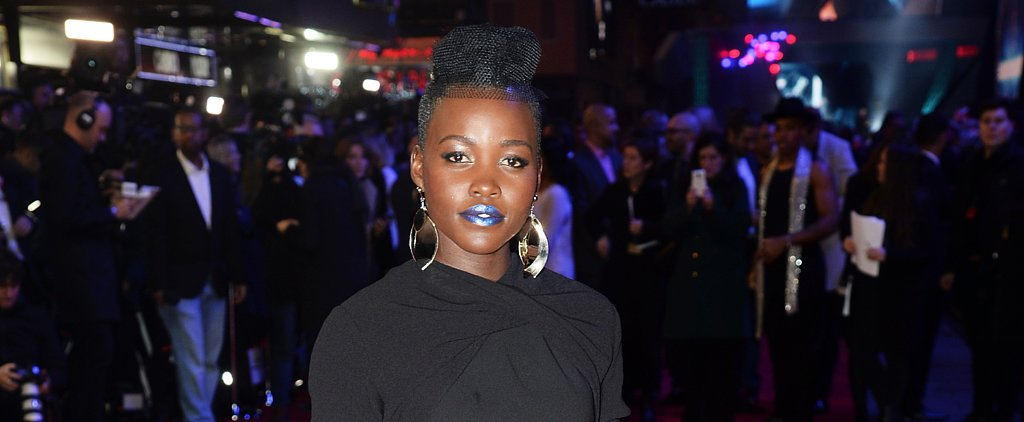 Lupita's Totally Letting This Star Wars Thing Influence Her Fashion Choices
