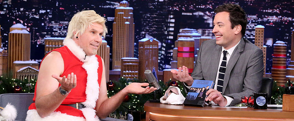"""Will Ferrell Has the """"Balls to Deck the Halls"""" as America's New Santa Claus"""
