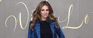 Elizabeth Hurley's Christmas Card Will Make You Hungry Like a Wolf