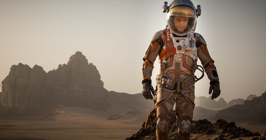 'The Martian' Author Andy Weir's New Book Will Take Place On The Moon