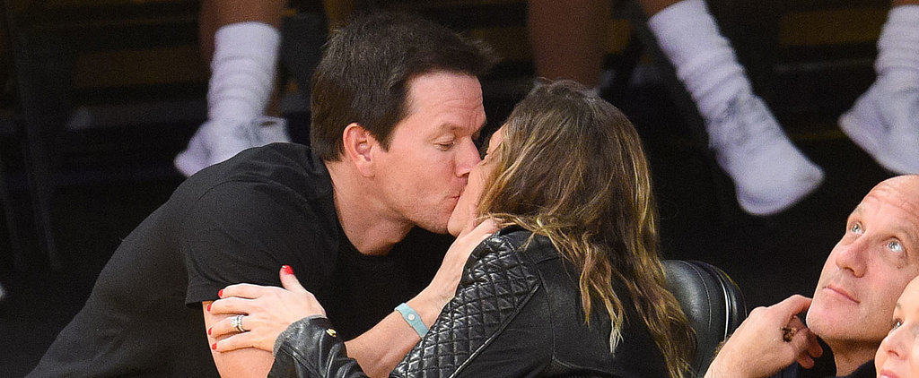 Mark Wahlberg and His Wife Embarrass Their Daughter by Making Out For All to See