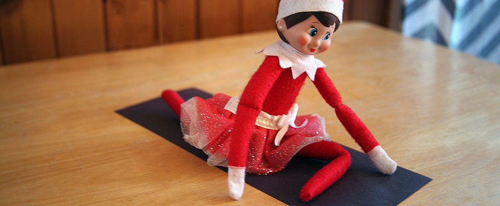 45 Photos Proving the Elf on the Shelf Isn't Afraid to Sweat a Little
