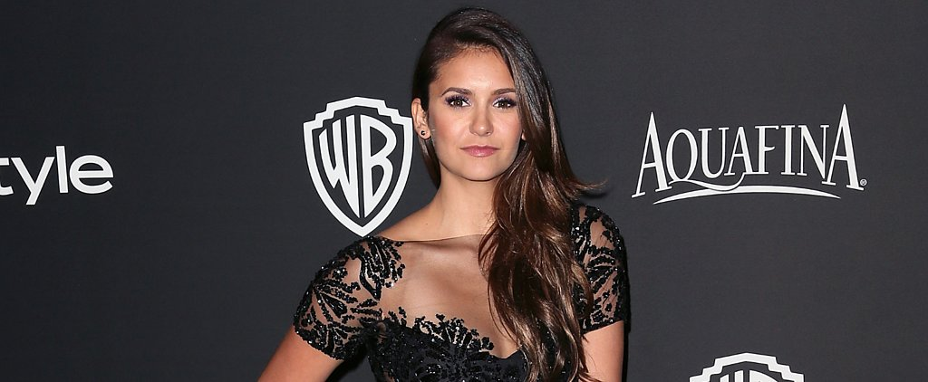 Nina Dobrev's Home For the Holidays Is the Cosiest Cabin Ever