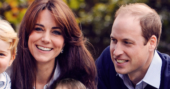 William And Kate's Cambridge Family Christmas Card Will Give You All The Feels