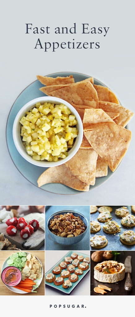 Your Ultimate Guide to Fast and Easy Appetizers