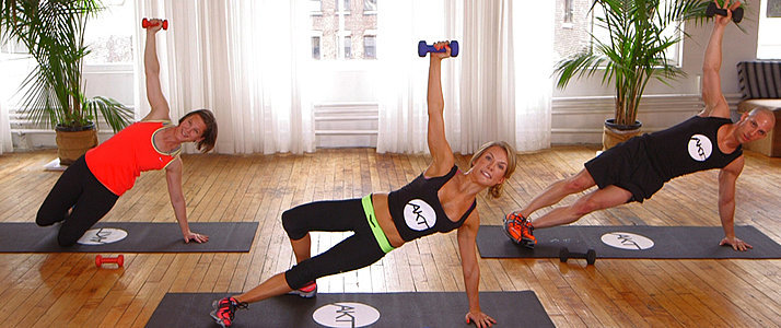 Say Goodbye to the Jiggle With This Arm Workout